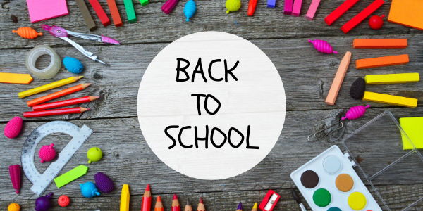 Back to School made easy!