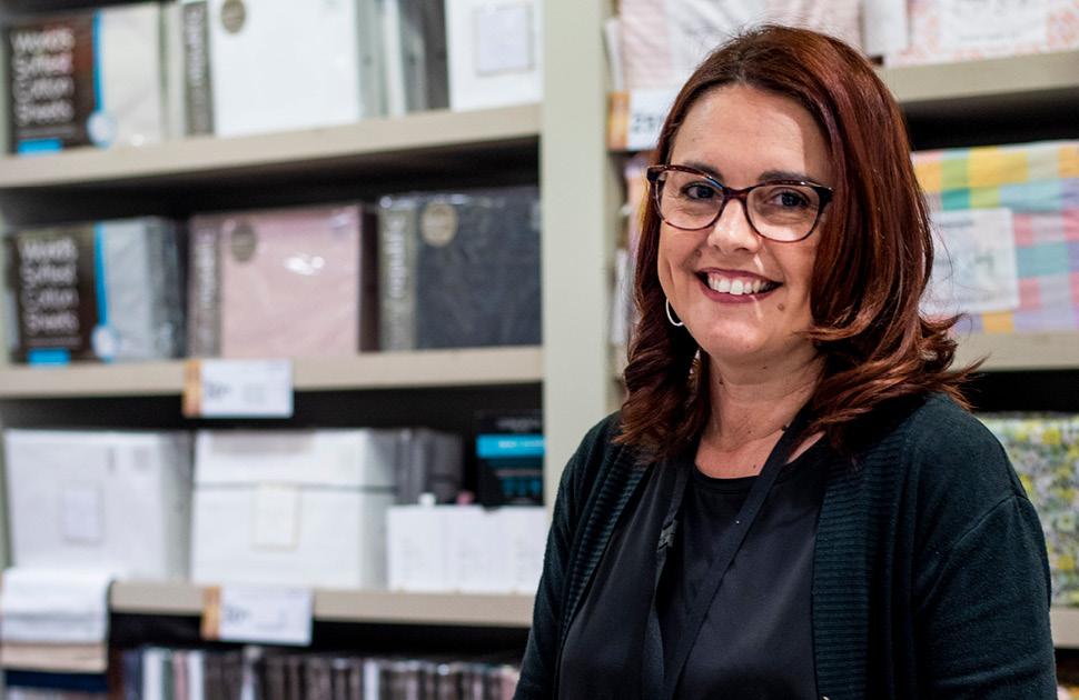 Meet Karen, Store Manager at Adairs