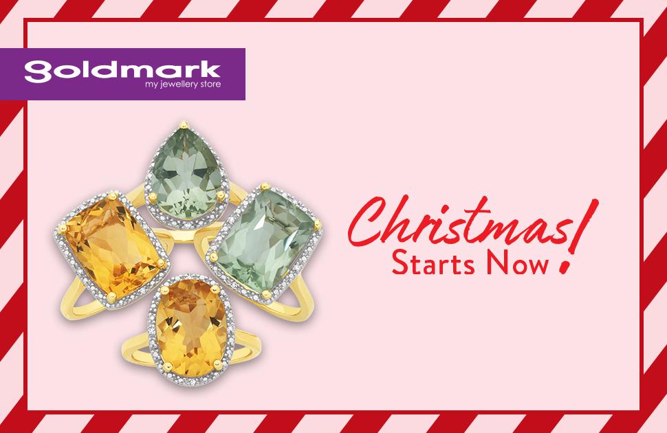 Christmas Starts Now at Goldmark!