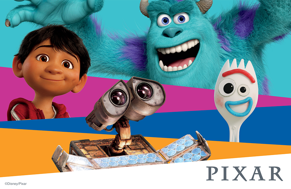The magic of Pixar has landed at Zing Pop Culture!