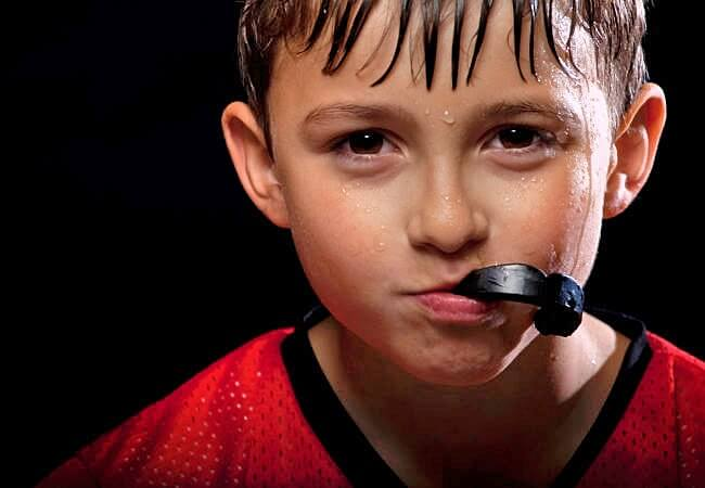 Custom children's mouth guards