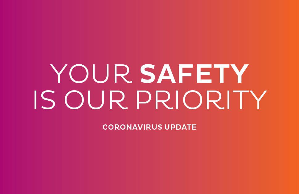 COVID-19 Centre Update