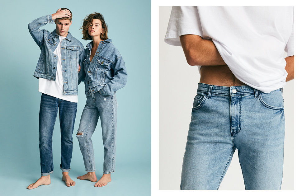 Cotton On's New Denim