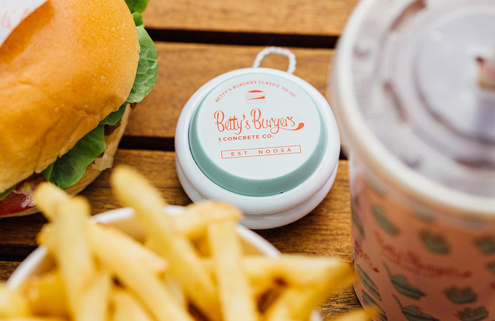 Betty's brings back the nostalgic yo-yo!