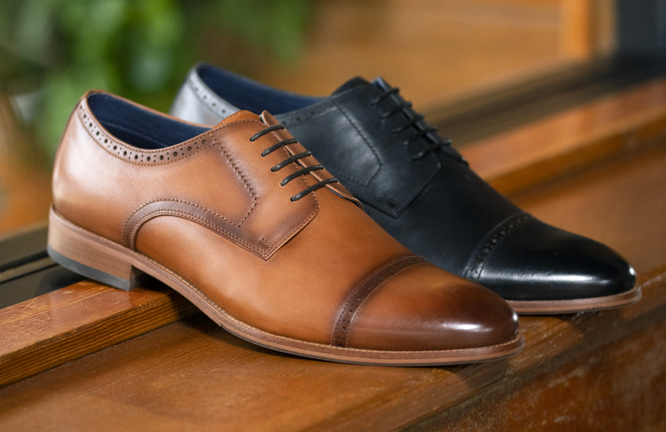 Back to the office with Florsheim