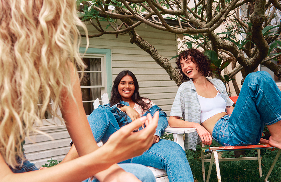 Denim for a New Decade at Cotton On Mega
