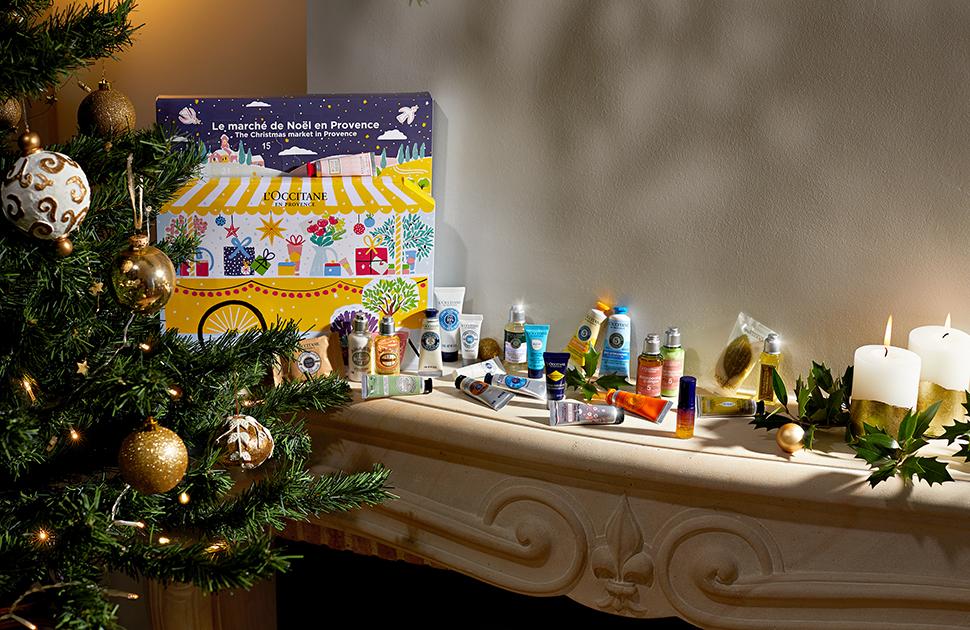 L'OCCITANE's Countdown to Christmas
