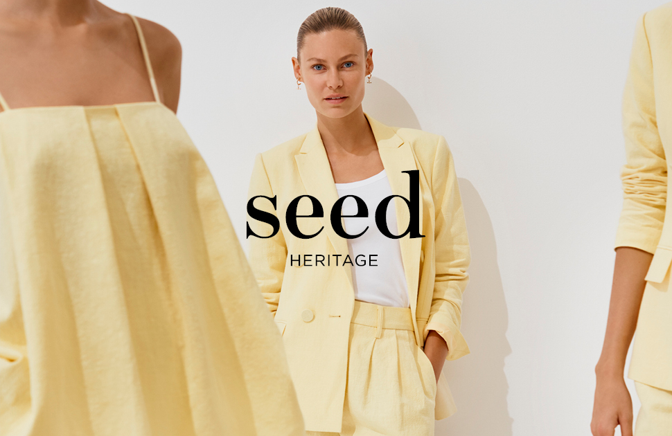 Seed Heritage's February Women's Collection