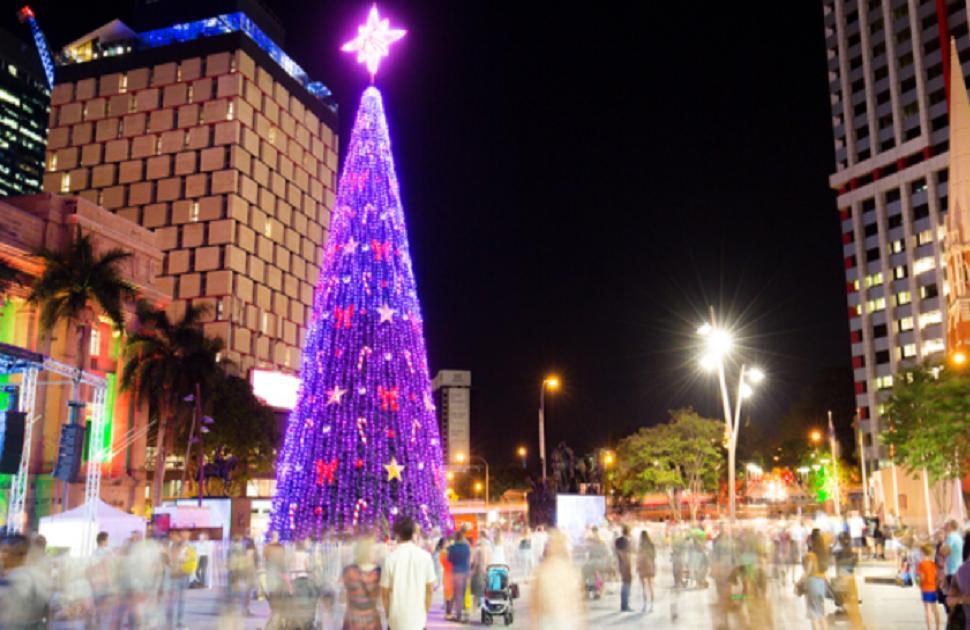 Lord Mayor's Lighting of the Christmas Tree