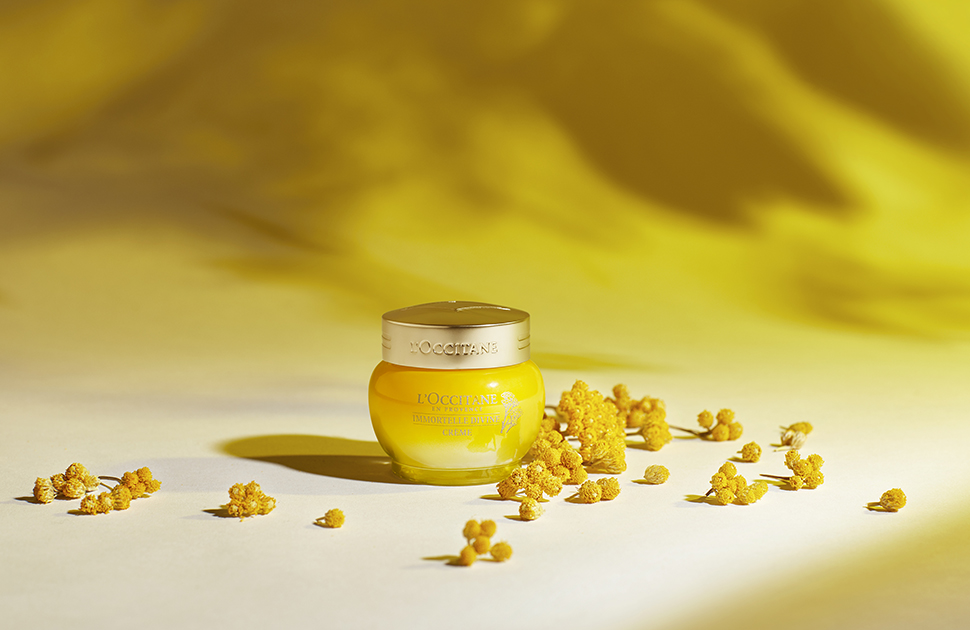 L'OCCITANE's Spa at Home