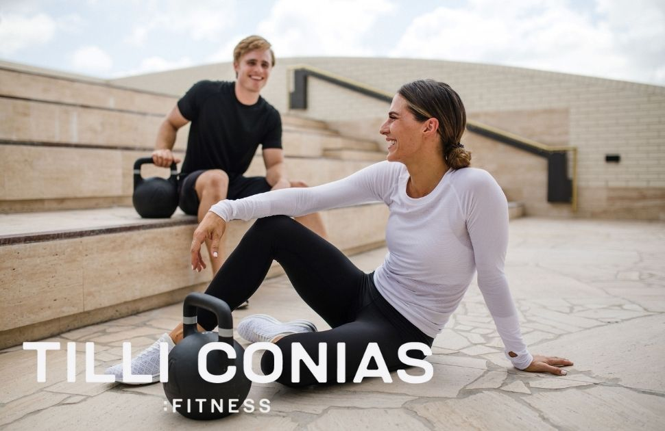 Fitness with Tilli Conias!