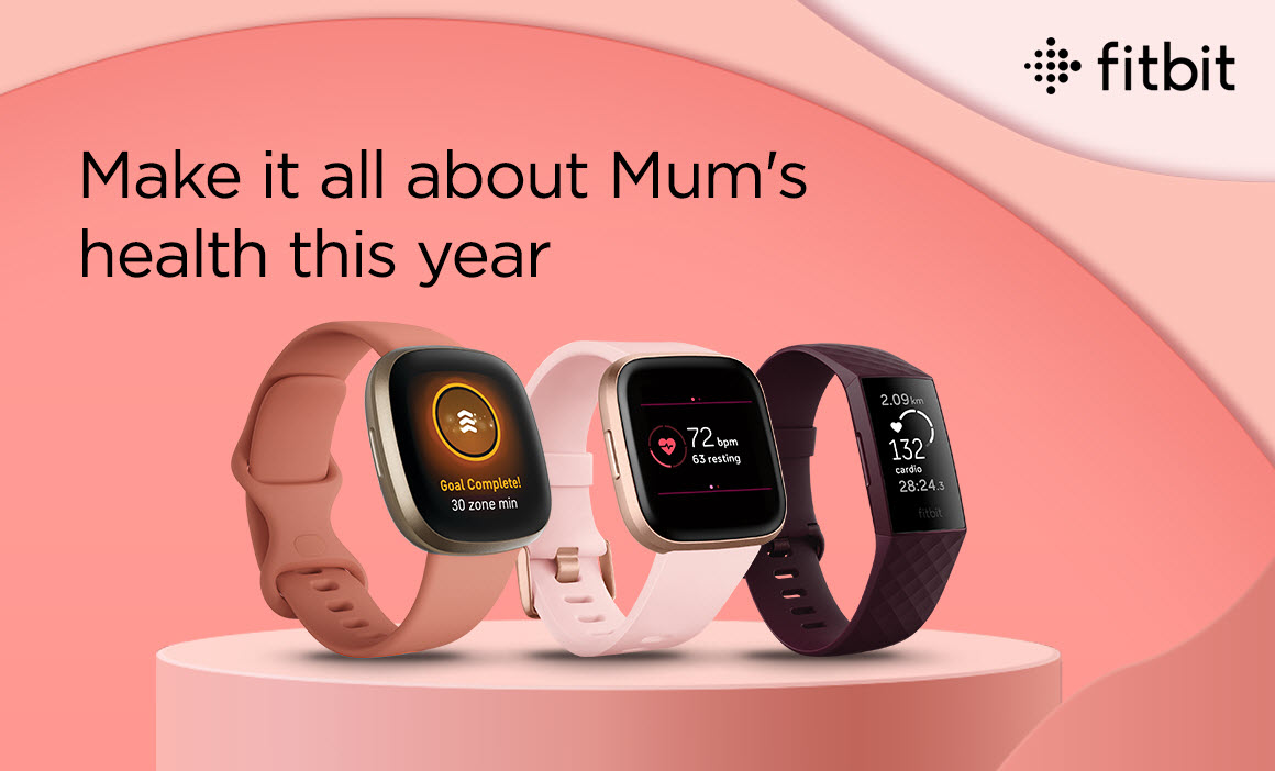 Make It All About Mum's Health This Year