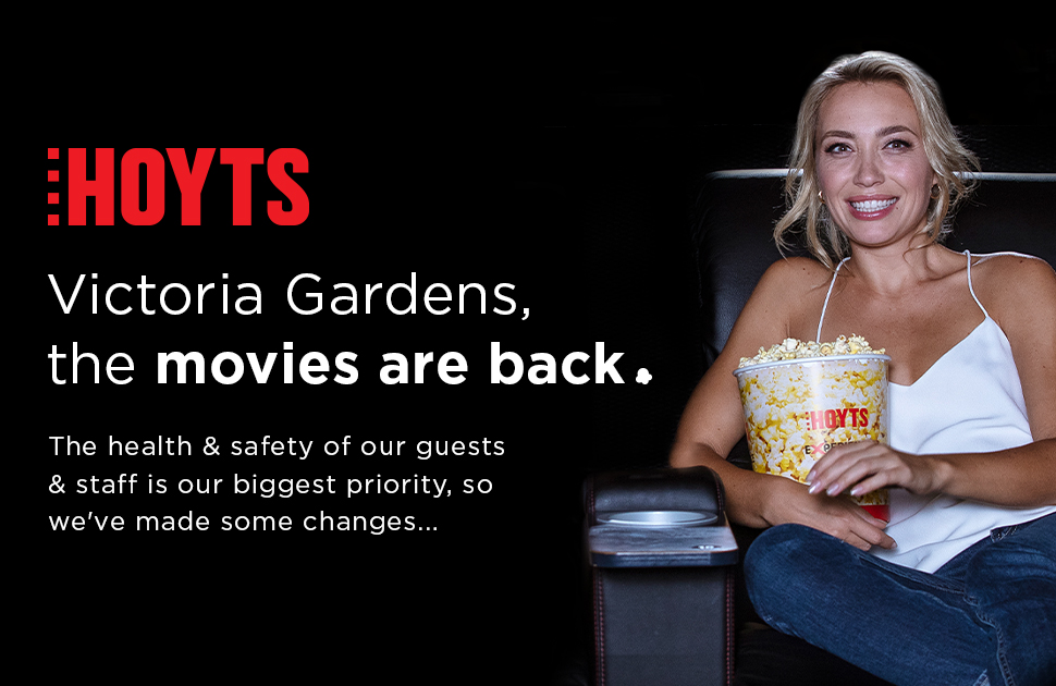 GUESS WHO IS BACK! HOYTS!