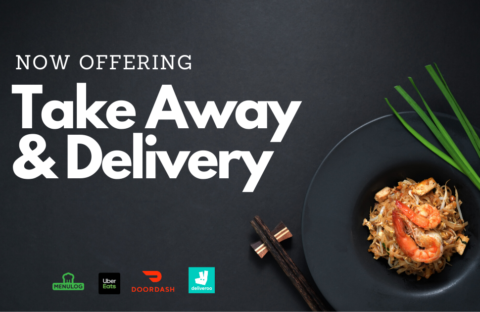 What's for lunch? Take Away & Delivery
