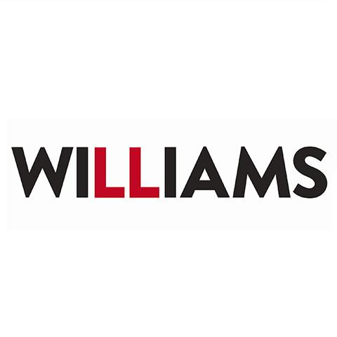 Williams 2nd pair half price