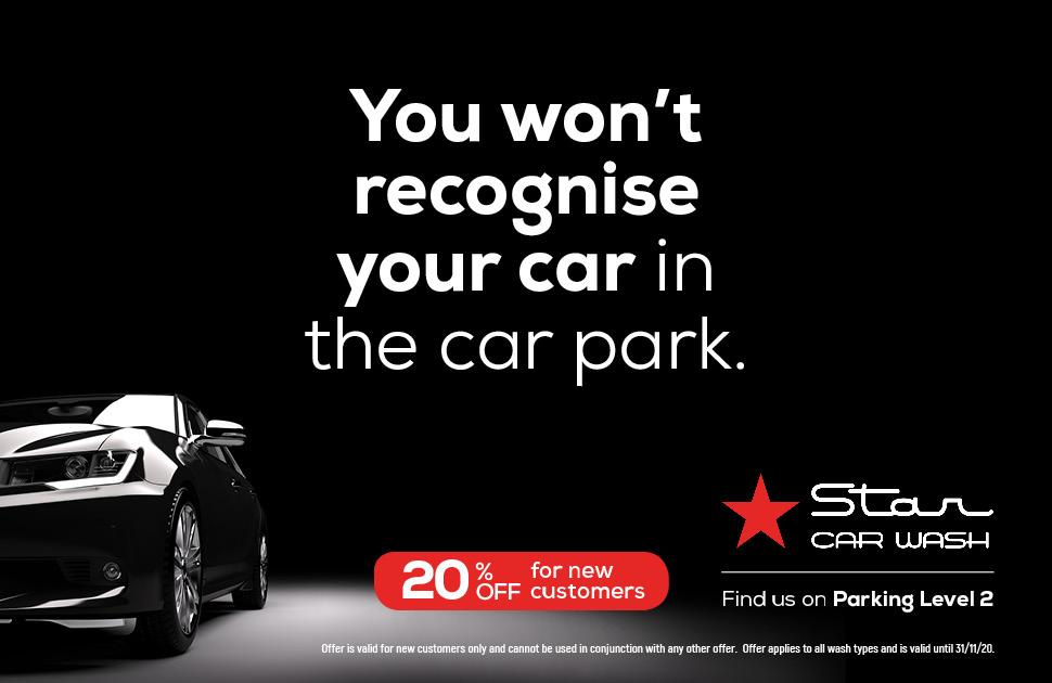 Star Car Wash Offer