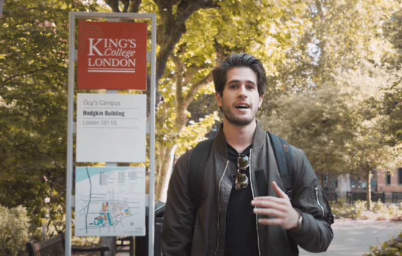 A Day in the Life: King's College London Medical Student