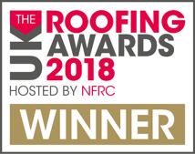 Winner in the Category - Liquid Applied Roofing & Waterproofing and Hot Melt
