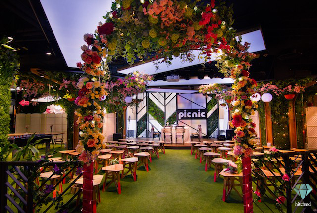 Enjoy a Glorious Wedding at Picnic Singapore | Hitcheed.com