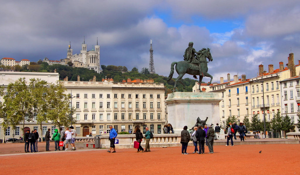 La Place Belcour