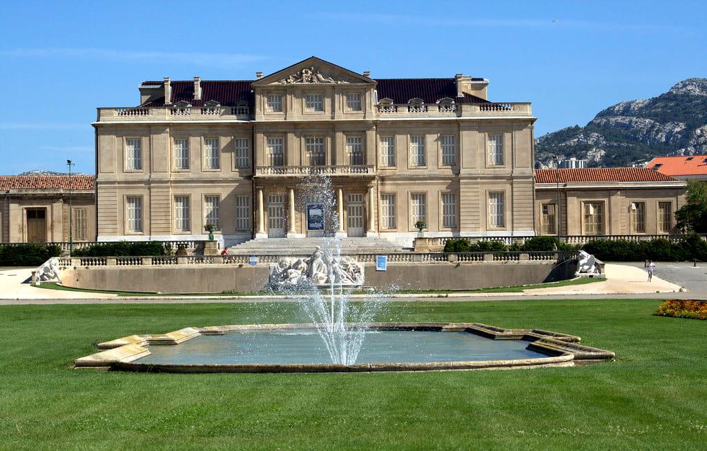 La Château Borély et son parc