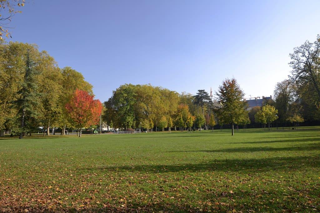Le Parc de la Pépinière