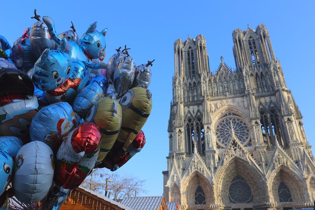 La Cathédrale Notre-Dame-de-Reims