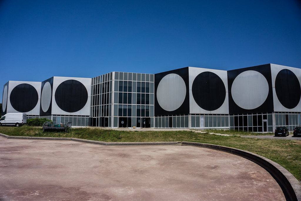 La Fondation Vasarely à Aix