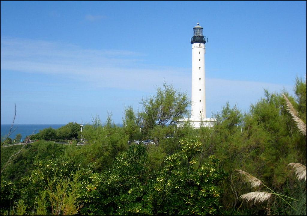 Le phare de Biarritz