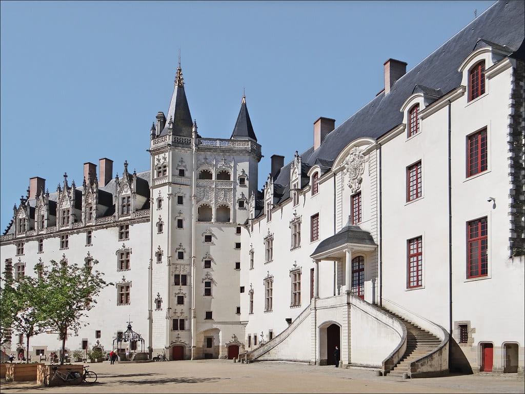 Château de Ducs de Bretagne