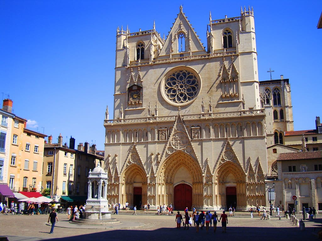 La Cathédrale Saint Jean