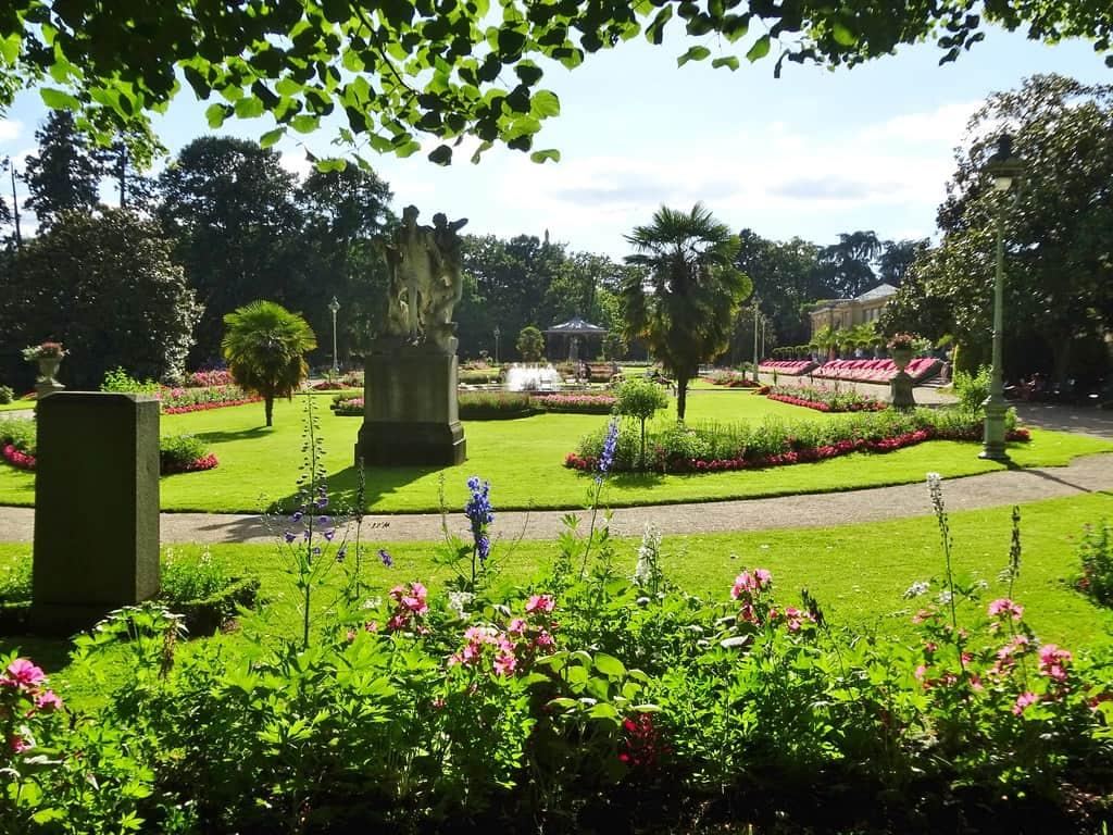 Le Parc et les jardins du Thabor