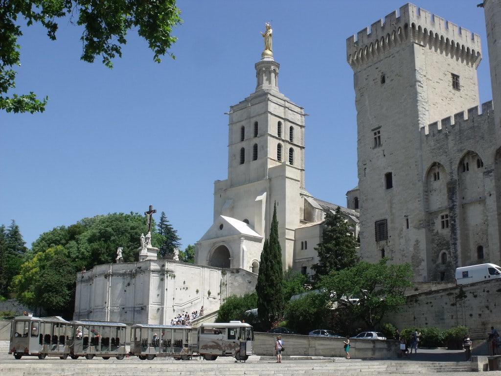 Notre Dame des Doms d'Avignon