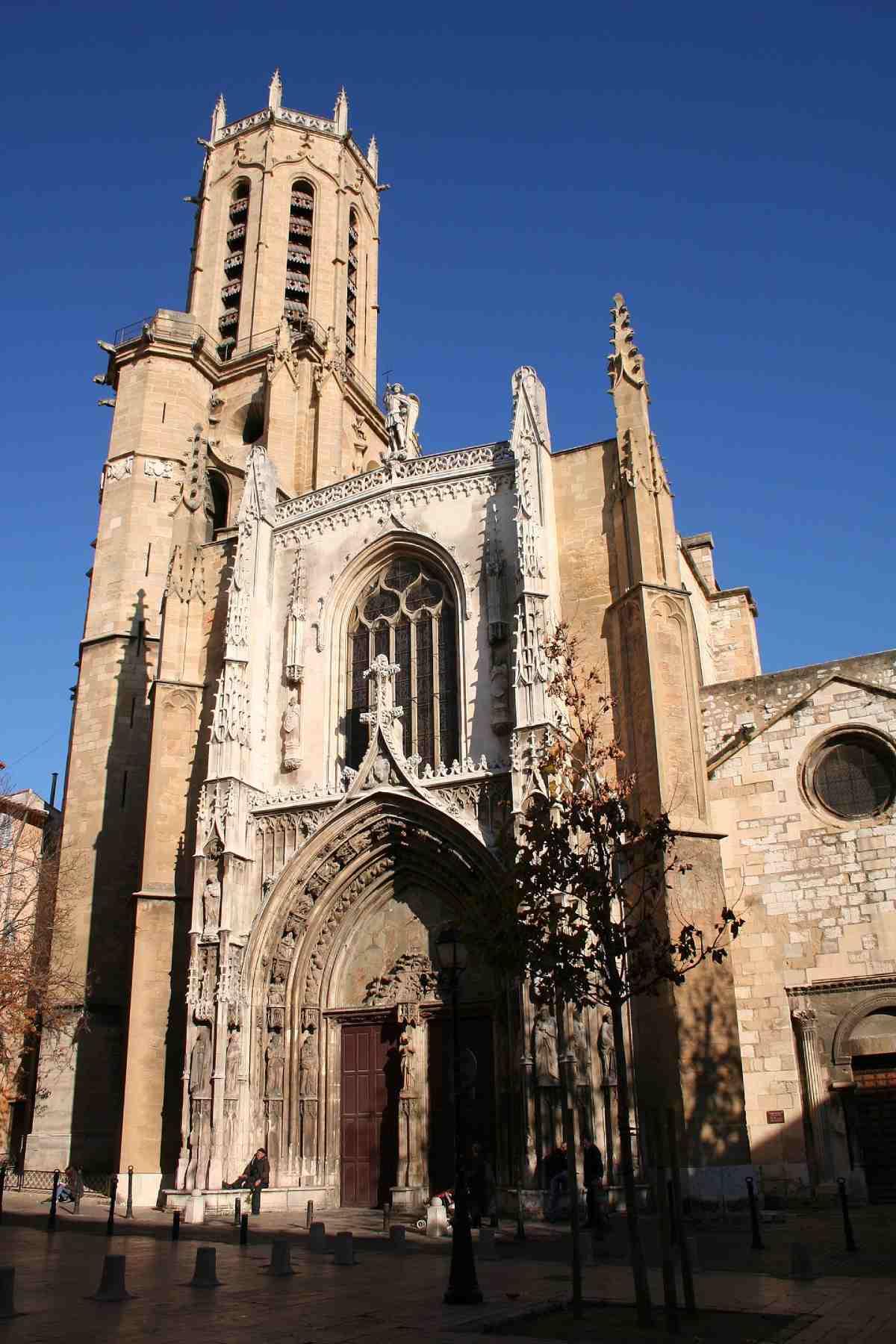 La cathédrale Saint Sauveur