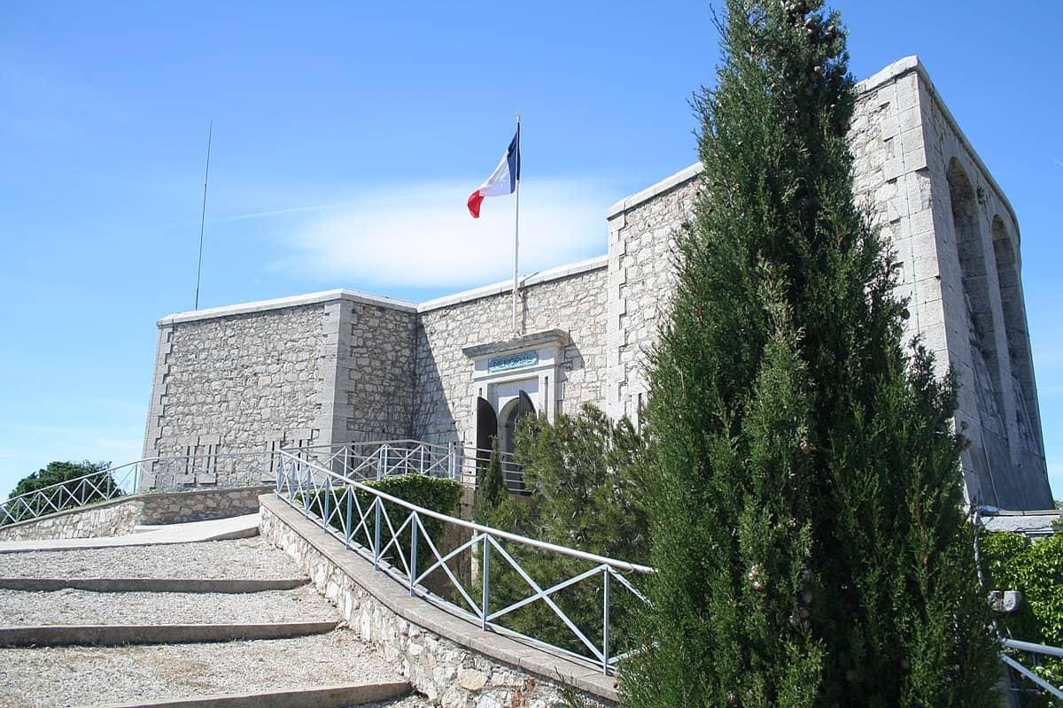 Le mémorial du débarquement et de la libération de Provence
