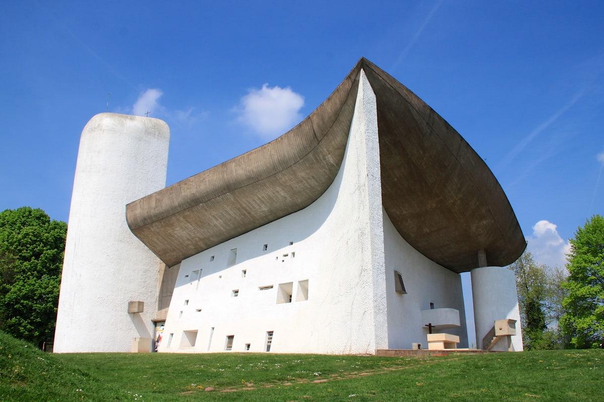 La chapelle Notre-Dame-du-haut
