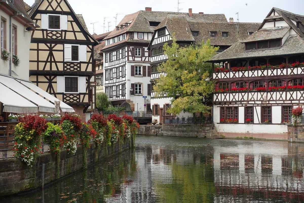 La Grande île de Strasbourg