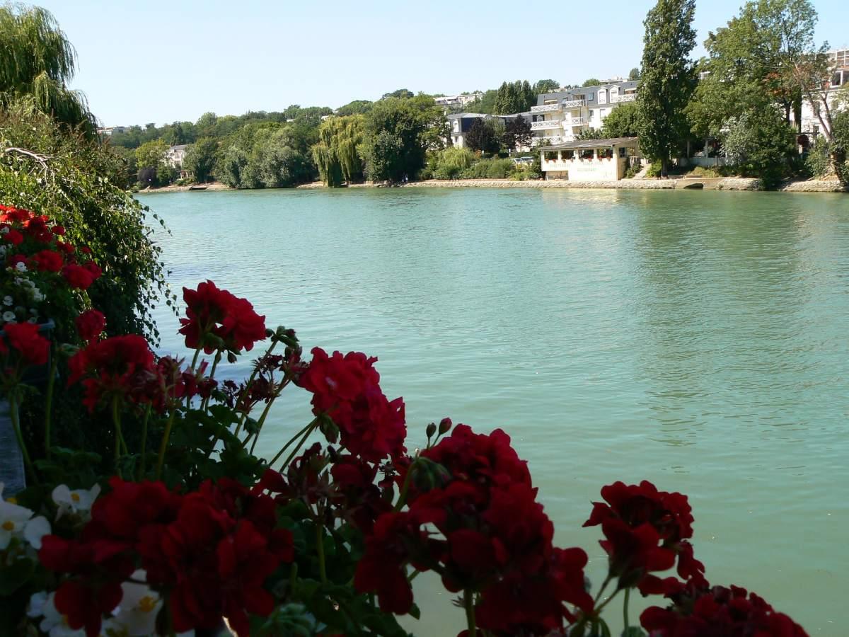 Les guinguettes du bord de Marne
