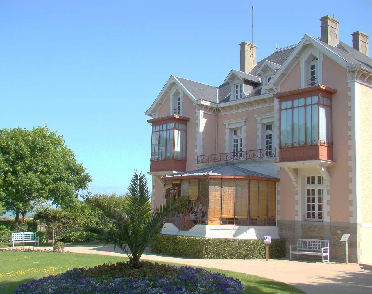 Le musée et le jardin Christian Dior