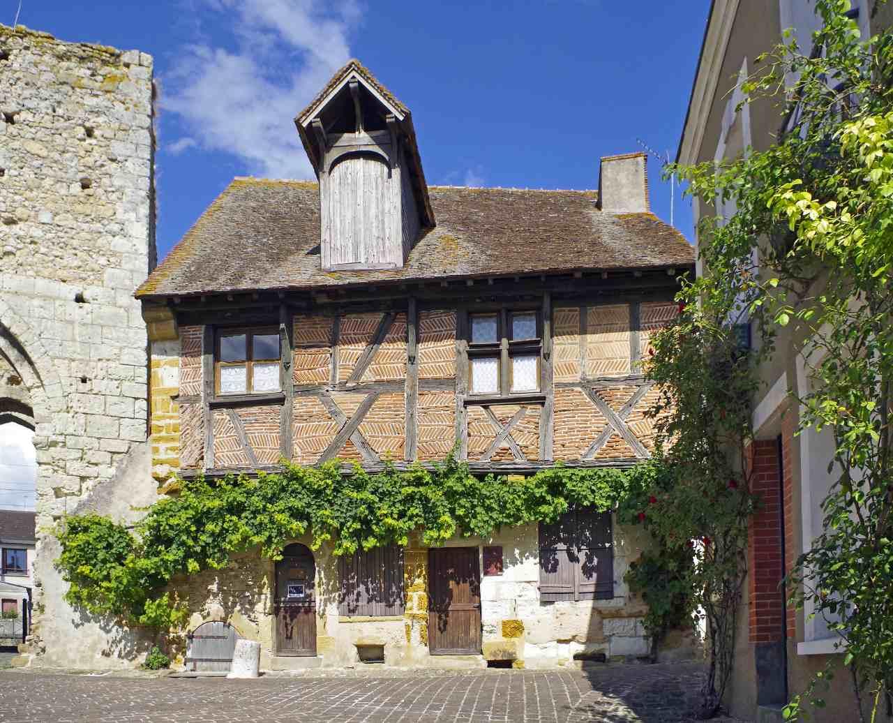 Cité Médiévale à Mennetou-sur-Cher
