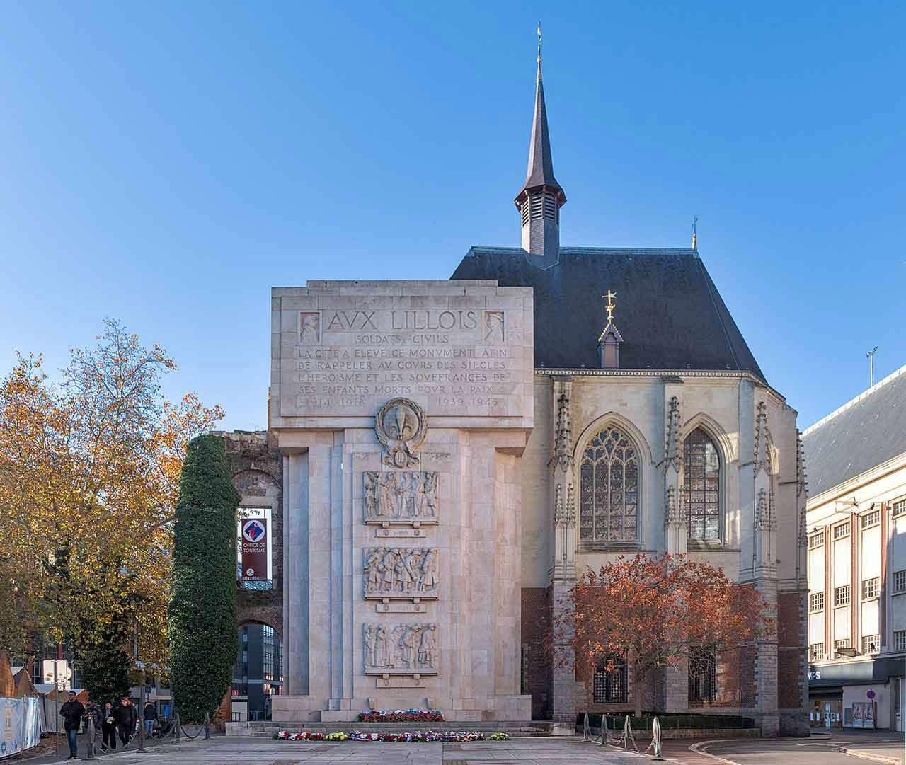 Palais Rihour-Lille