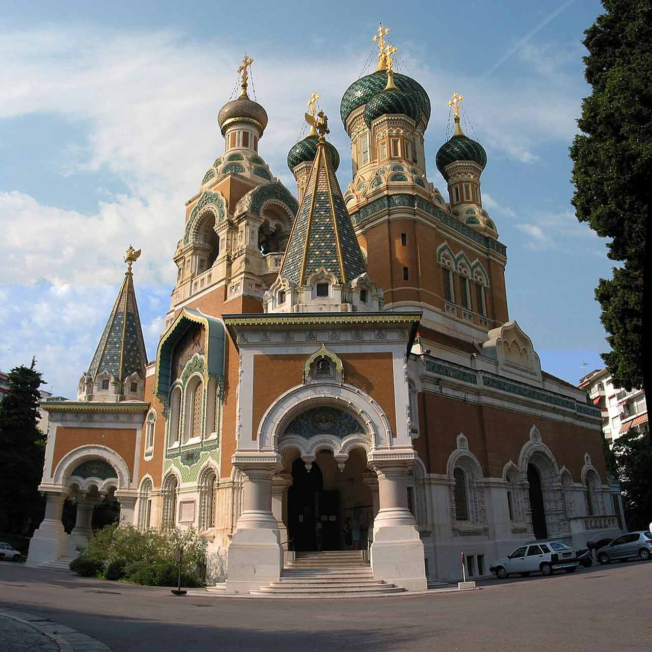 Cathédrale Saint-Nicolas, Nice