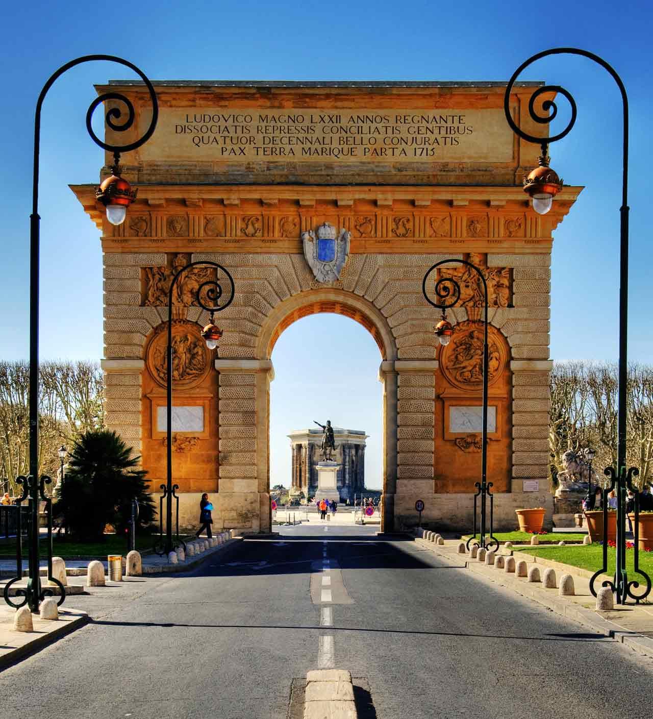 La Porte de Peyrou