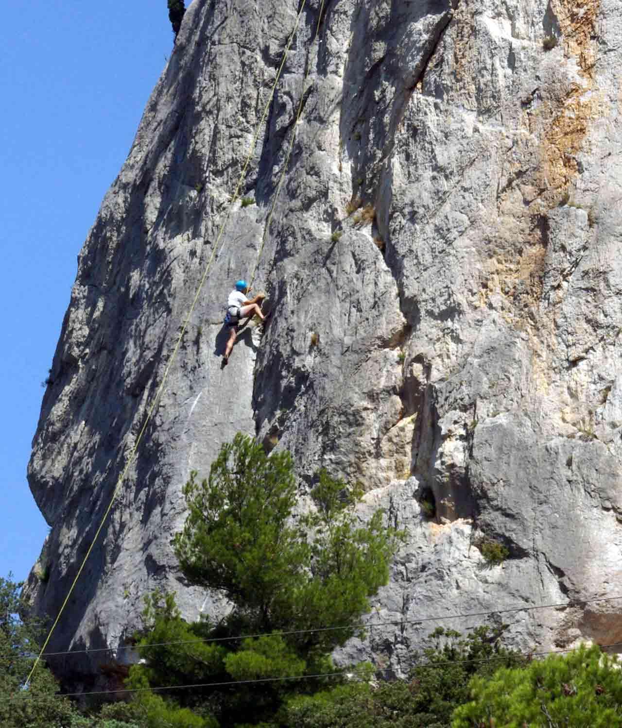 Les dentelles de Montmirail, un panorama sur la Provence