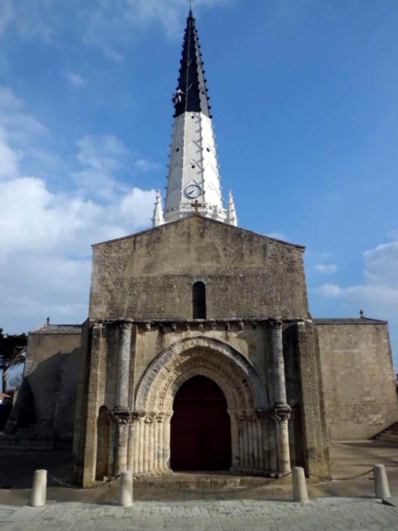 L'Église Saint-Étienne