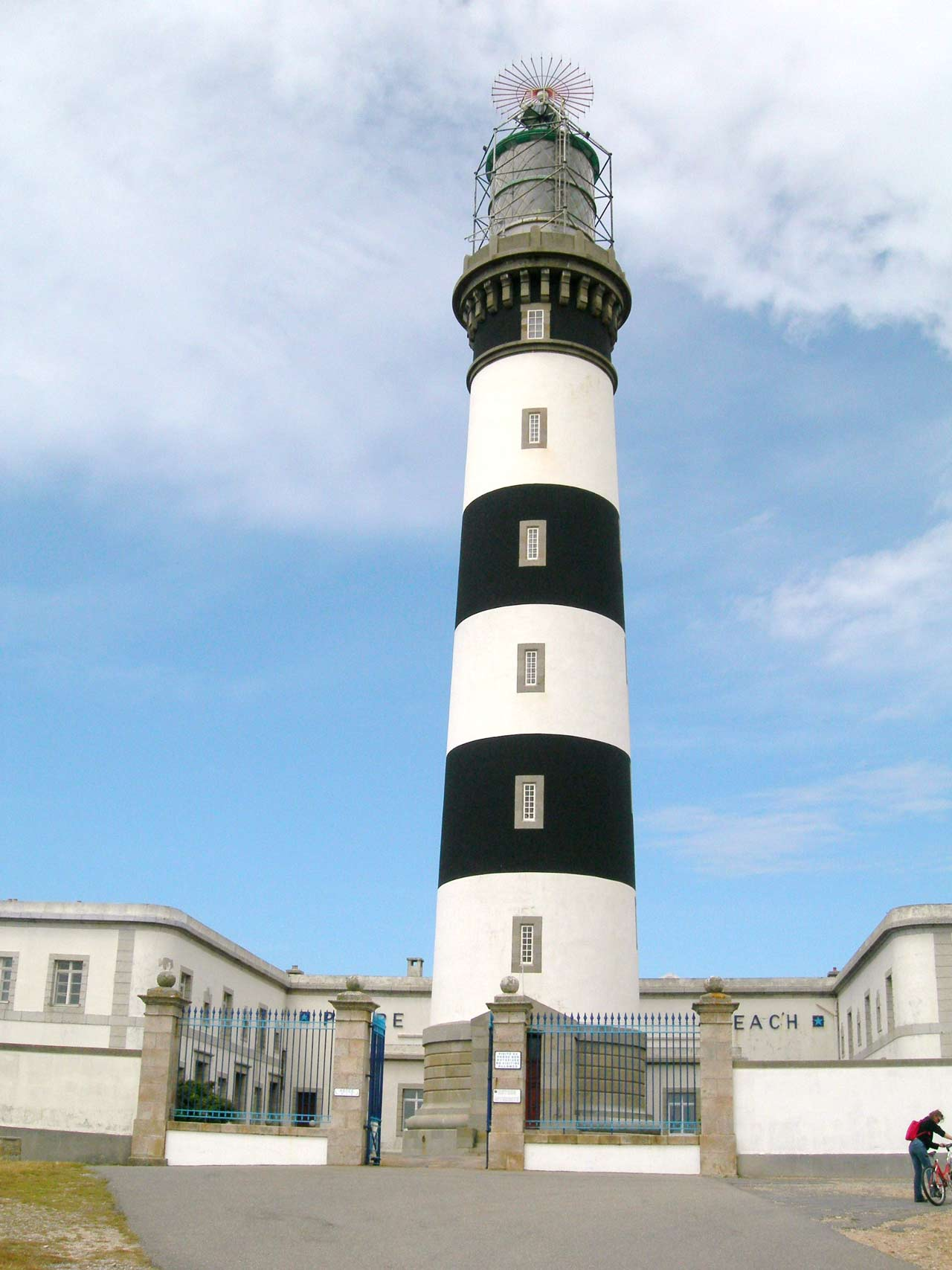 le phare de Créac'h