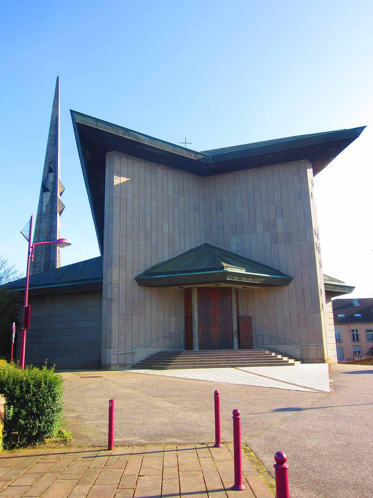 Église Saint-Remy de Baccarat