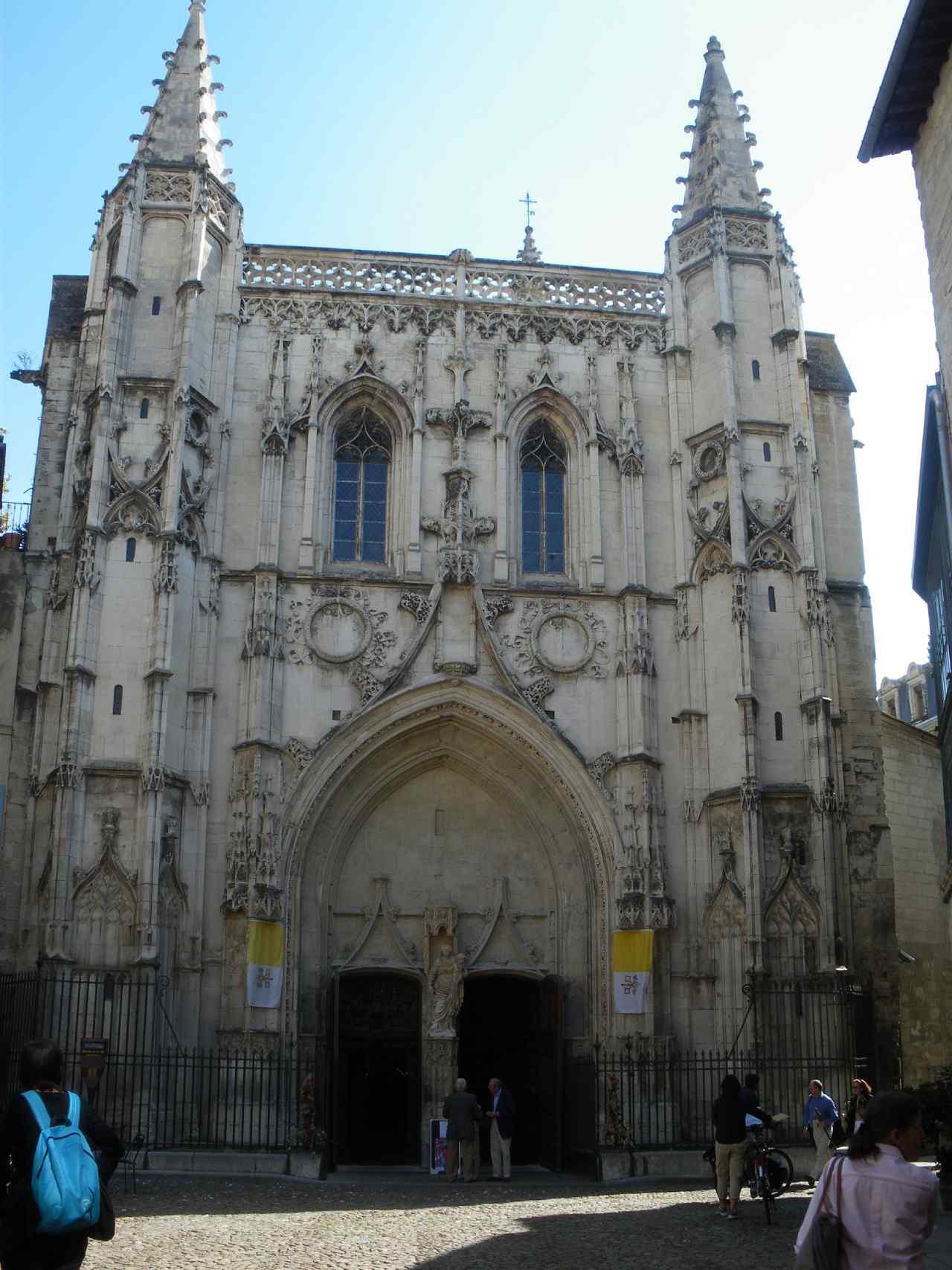 Basilique Saint Pierre d'Avignon