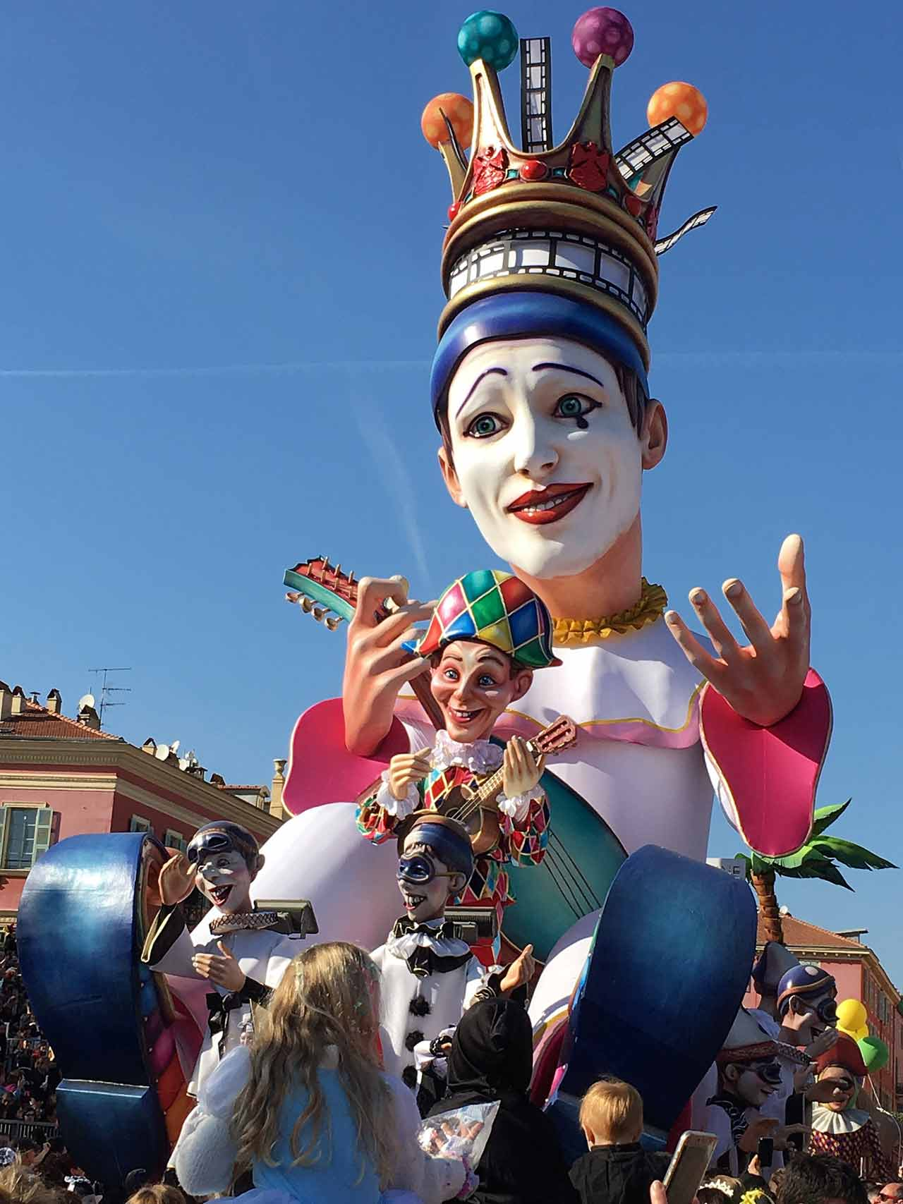 Le carnaval de Nice