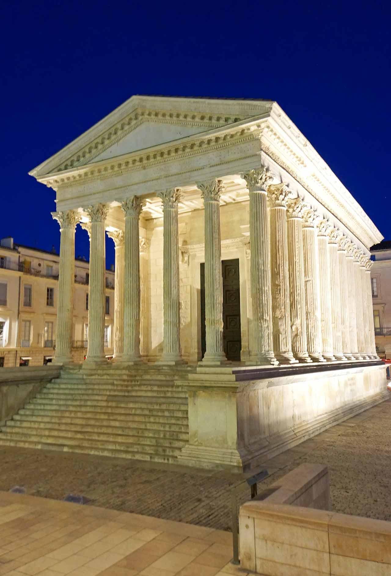 La Maison Carrée Nîmes